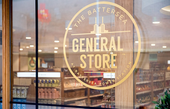 The Battersea General Store, London SW1